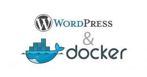 Hassle free WordPress in Docker