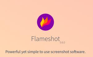 Perform capture shortcut equivalent in Linux with flameshot (Ubuntu/Mint)